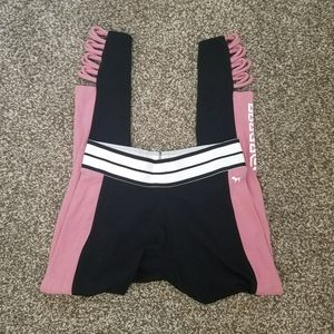 Pink Victoria Secret Athletic Leggings